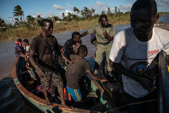船舶「Mozambique Copes With Aftermath Of Cyclone Idai」:写真・画像(3)[壁紙.com]