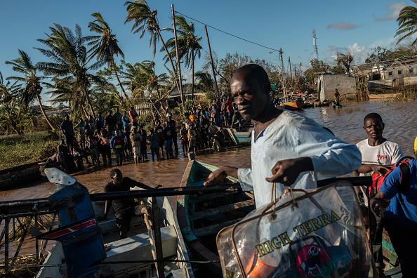 船舶「Mozambique Copes With Aftermath Of Cyclone Idai」:写真・画像(2)[壁紙.com]