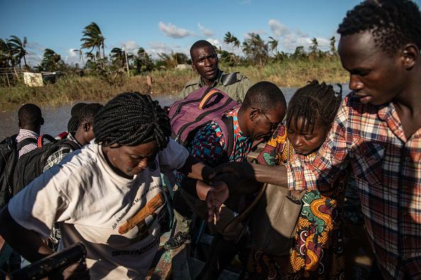 船舶「Mozambique Copes With Aftermath Of Cyclone Idai」:写真・画像(4)[壁紙.com]