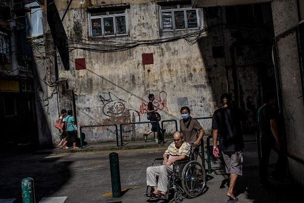 Corporate Business「Macau's Booming Gaming Industry」:写真・画像(8)[壁紙.com]