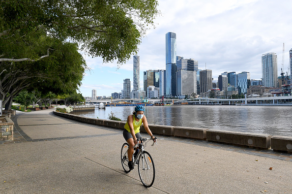Brisbane「Lockdown Restrictions In Place Across Greater Brisbane Due To Community COVID-19 Cluster」:写真・画像(16)[壁紙.com]
