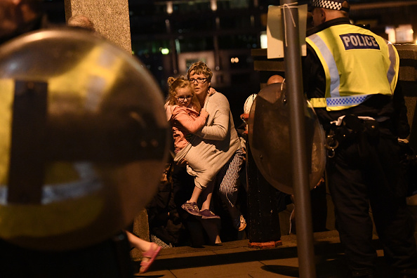 Terrorism「Police Attend Incident At London Bridge」:写真・画像(9)[壁紙.com]