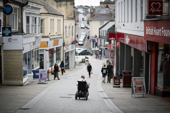 イングランド コーンウォール「Inland Cornwall Experiences Some Of The Highest Levels Of Poverty In The UK」:写真・画像(7)[壁紙.com]
