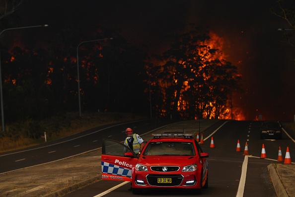 オーストラリア「NSW Firefighters On High Alert Ahead Of New Year's Eve Fireworks Display」:写真・画像(11)[壁紙.com]