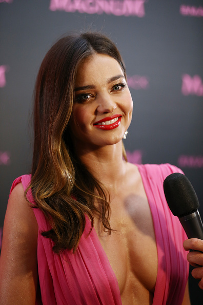 Miranda Kerr「Magnum 'Pink and Black' Party - The 68th Annual Cannes Film Festival」:写真・画像(5)[壁紙.com]