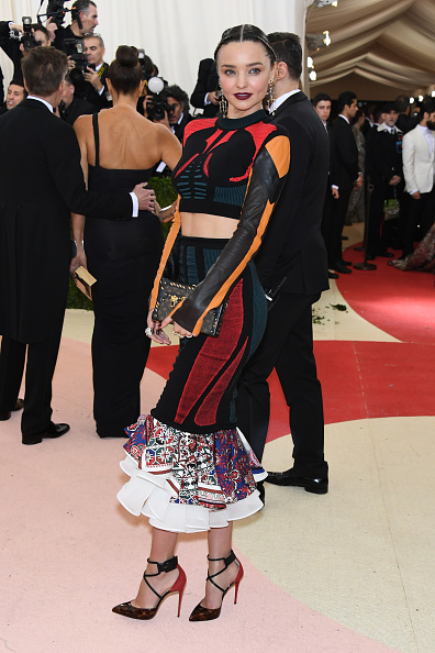 """Incidental People「""""Manus x Machina: Fashion In An Age Of Technology"""" Costume Institute Gala - Arrivals」:写真・画像(6)[壁紙.com]"""