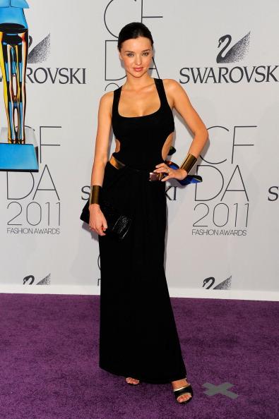 Scooped Neck「2011 CFDA Fashion Awards - Arrivals」:写真・画像(0)[壁紙.com]