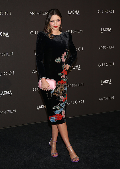 Embroidery「2018 LACMA Art + Film Gala - Arrivals」:写真・画像(1)[壁紙.com]
