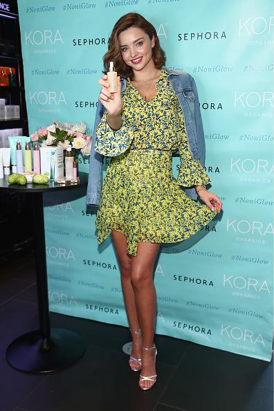 Miranda Kerr「Miranda Kerr Celebrates U.S. Arrival Of Her KORA Organics Brand At Sephora Times Square」:写真・画像(1)[壁紙.com]