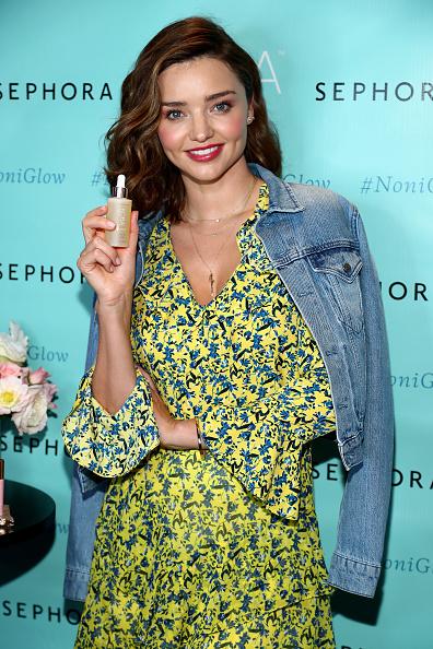 Miranda Kerr「Miranda Kerr Celebrates U.S. Arrival Of Her KORA Organics Brand At Sephora Times Square」:写真・画像(17)[壁紙.com]