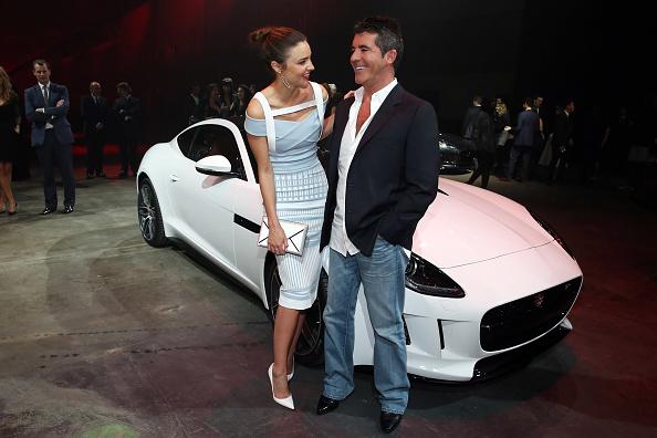 ミランダ・カー「The All New Jaguar F-TYPE Coupe Makes High-Speed Debut At Exclusive VIP Event In LA」:写真・画像(6)[壁紙.com]