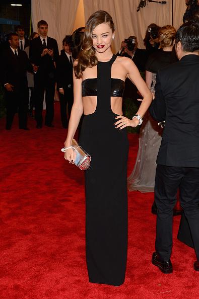 ミランダ・カー「'PUNK: Chaos To Couture' Costume Institute Gala」:写真・画像(1)[壁紙.com]