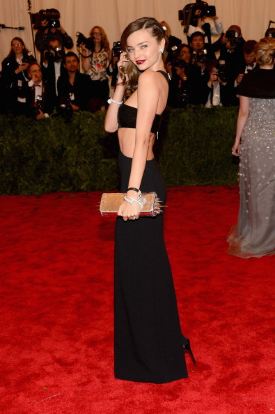 Miranda Kerr「'PUNK: Chaos To Couture' Costume Institute Gala」:写真・画像(7)[壁紙.com]