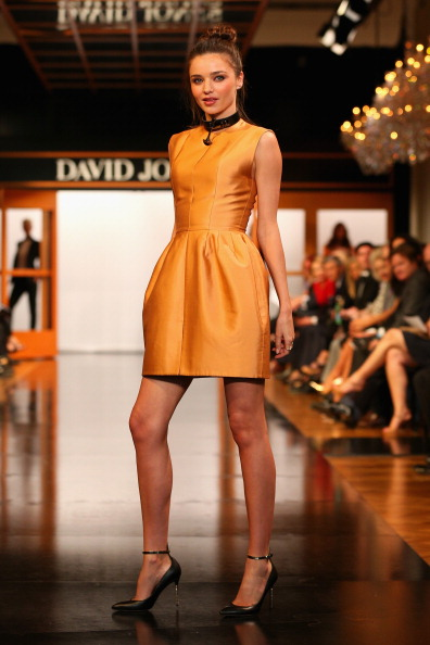 Miranda Kerr「David Jones Autumn/Winter 2013 Fashion Launch - Catwalk」:写真・画像(18)[壁紙.com]