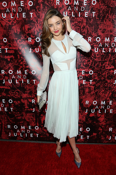 Miranda Kerr「'Shakespeare's Romeo And Juliet' Broadway Opening Night - Arrivals And Curtain Call」:写真・画像(10)[壁紙.com]
