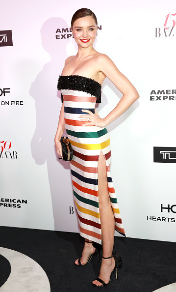Miranda Kerr「Harper's BAZAAR celebrates 150 Most Fashionable Women at Sunset Tower presented by TUMI in partnership with American Express, La Perla and Hearts On Fire」:写真・画像(14)[壁紙.com]