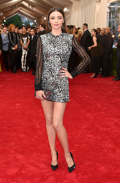 Miranda Kerr「'China: Through The Looking Glass' Costume Institute Benefit Gala - Arrivals」:写真・画像(5)[壁紙.com]