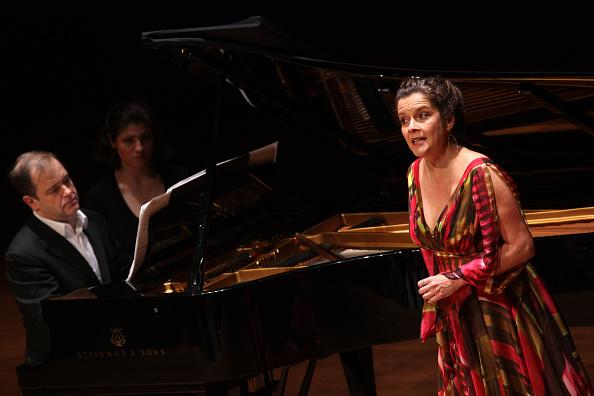 Opera Singer「Angelika Kirchschlager」:写真・画像(17)[壁紙.com]