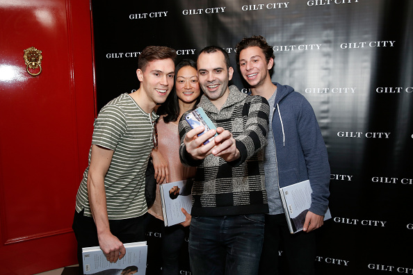 "Gilded「Gilt City Celebrates ""Dominique Ansel: The Secret Recipes"" Cookbook」:写真・画像(12)[壁紙.com]"
