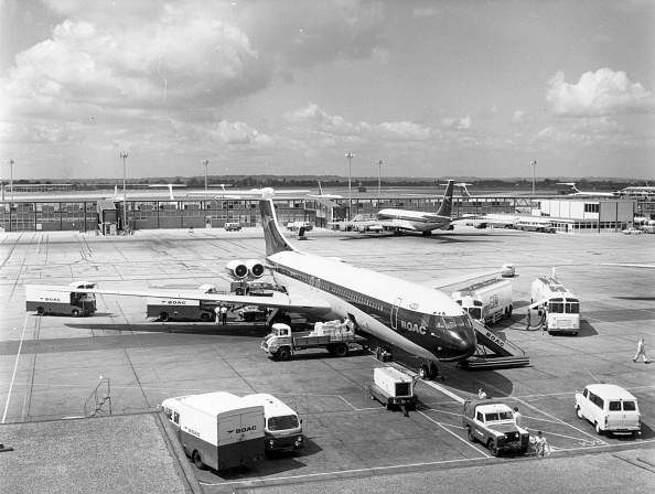 Heathrow Airport「Heathrow Airport」:写真・画像(3)[壁紙.com]