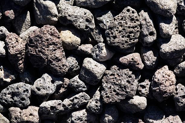 Basalt lava rocks:スマホ壁紙(壁紙.com)
