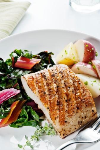 Sea Bass「Healthy Fish Dinner」:スマホ壁紙(16)
