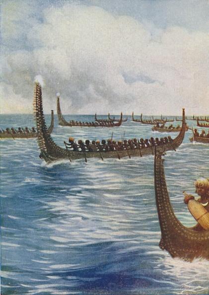 Tradition「Polynesian War Canoes」:写真・画像(2)[壁紙.com]