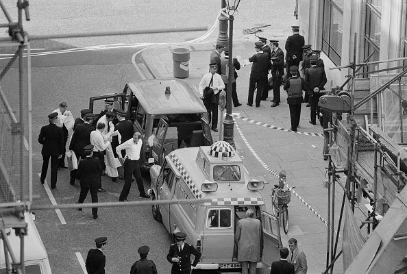 Yvonne Fletcher「Libyan Embassy Siege」:写真・画像(10)[壁紙.com]