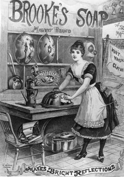Kitchen「Brooke's Soap」:写真・画像(6)[壁紙.com]