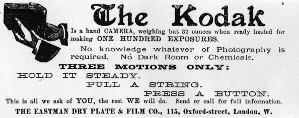Camera - Photographic Equipment「Kodak Ad」:写真・画像(15)[壁紙.com]