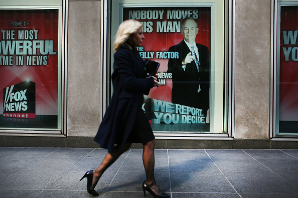 Fox Photos「Advertisers Leaving Fox's Bill O'Reilly Show After Sexual Assault Settlements」:写真・画像(2)[壁紙.com]