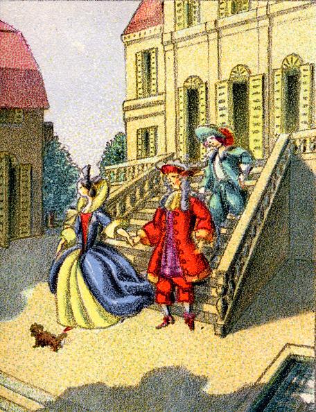 Upper Class「Die Glücksritter by Joseph von Eichendorff」:写真・画像(6)[壁紙.com]