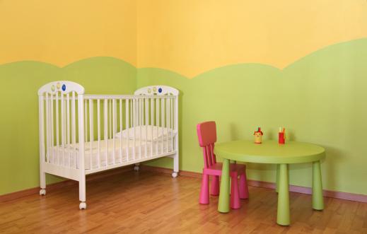 子供「Nursery room」:スマホ壁紙(14)