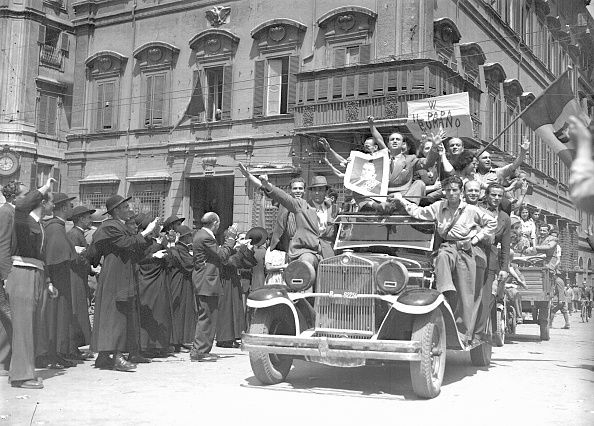 World War II「Partisans Liberation Rome 1944」:写真・画像(0)[壁紙.com]