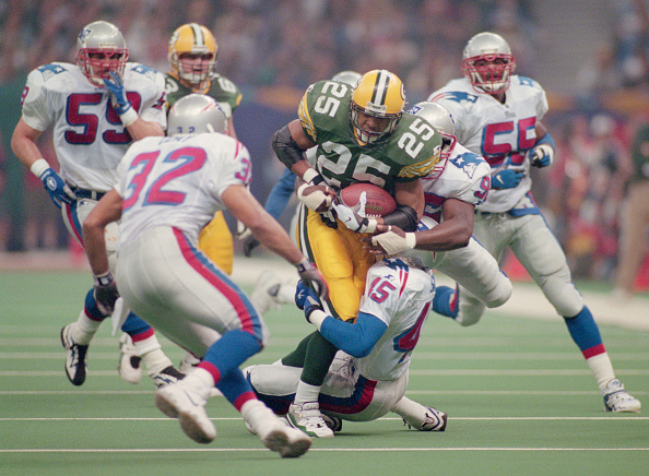 ニューイングランド・ペイトリオッツ「Super Bowl XXXI」:写真・画像(1)[壁紙.com]