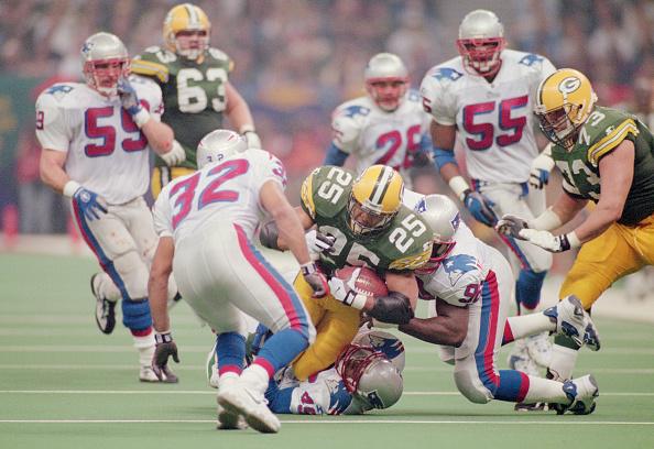 ニューイングランド・ペイトリオッツ「Super Bowl XXXI」:写真・画像(19)[壁紙.com]