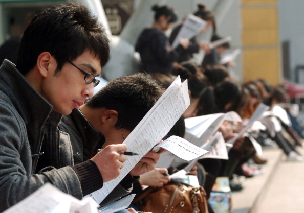 Job Search「Rising Labor Costs Positive For China's Economic Restructuring」:写真・画像(5)[壁紙.com]