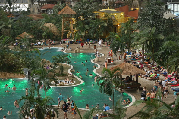Health Spa「Tropical Islands Lures Winter Tourists」:写真・画像(5)[壁紙.com]