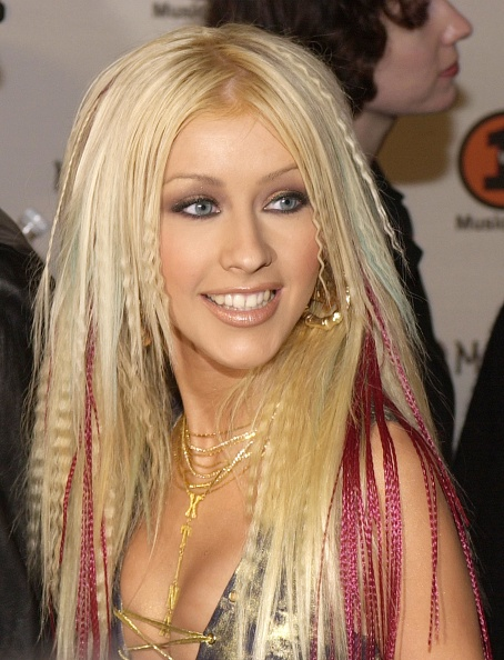 Christina Aguilera「Celebrities At My VH1 Music Awards」:写真・画像(9)[壁紙.com]