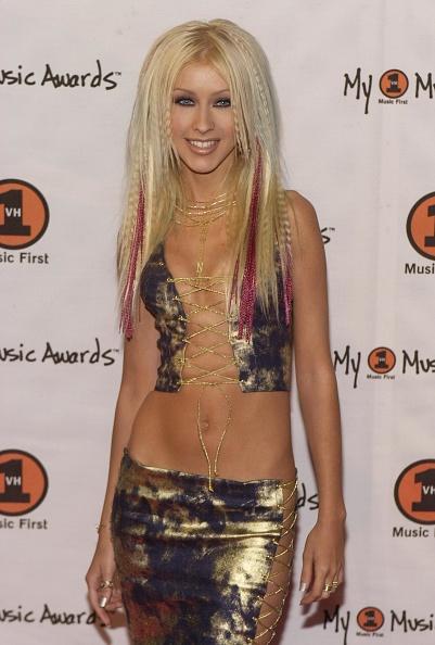 Christina Aguilera「Celebrities At My VH1 Music Awards」:写真・画像(12)[壁紙.com]