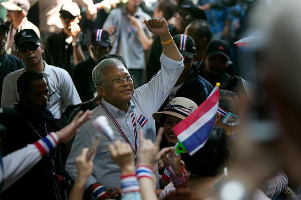 バンコク「Thailand Prepares For Controversial General Election」:写真・画像(2)[壁紙.com]