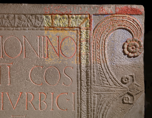 Carving - Craft Product「Roman Building Dedication」:写真・画像(0)[壁紙.com]