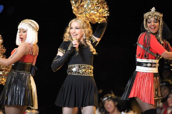 Super Bowl「Bridgestone Super Bowl XLVI Halftime Show」:写真・画像(5)[壁紙.com]
