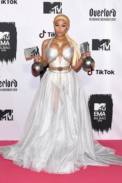 MTV Europe Music Awards「MTV EMAs 2018 - Winners Room」:写真・画像(16)[壁紙.com]