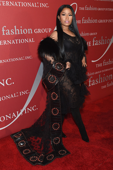 Black Jumpsuit「2016 Fashion Group International Night Of Stars Gala - Arrivals」:写真・画像(5)[壁紙.com]