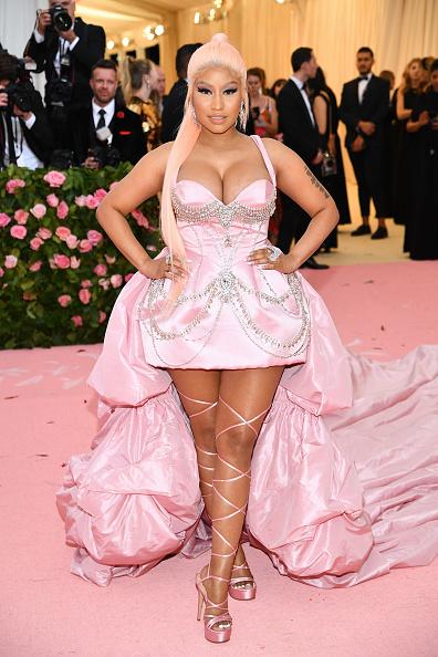 Pink Dress「The 2019 Met Gala Celebrating Camp: Notes on Fashion - Arrivals」:写真・画像(19)[壁紙.com]