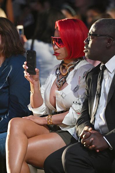 ニューヨークファッションウィーク「Monse - Front Row - September 2018 - New York Fashion Week: The Shows」:写真・画像(11)[壁紙.com]