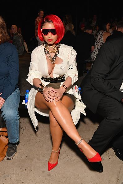 ニューヨークファッションウィーク「Monse - Front Row - September 2018 - New York Fashion Week: The Shows」:写真・画像(16)[壁紙.com]