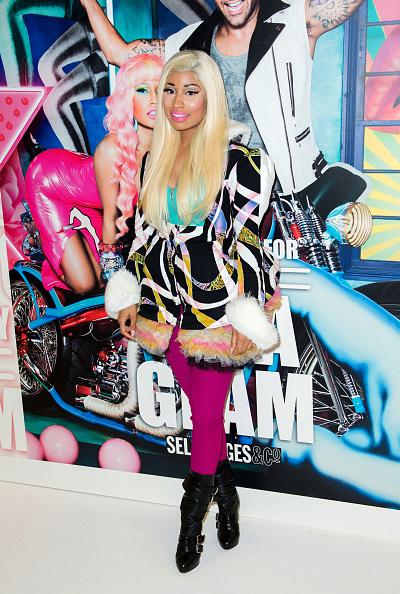 Tulle Netting「Nicki Minaj For MAC - Photocall」:写真・画像(9)[壁紙.com]