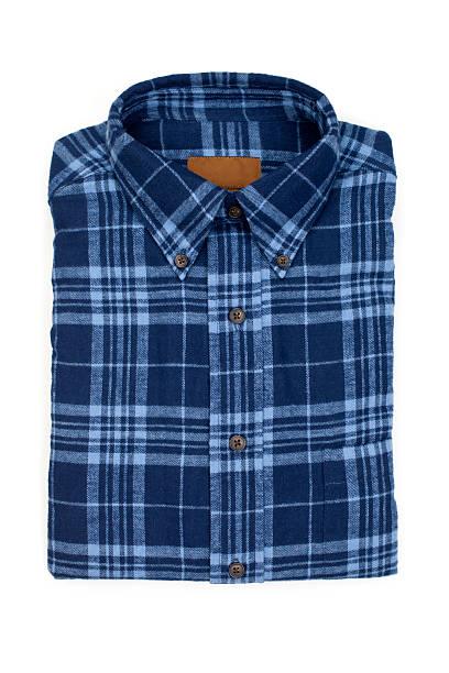 Blue Flannel Shirt:スマホ壁紙(壁紙.com)